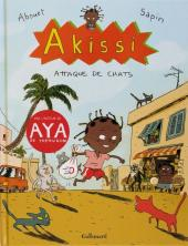 Akissi -1- Attaque de chats