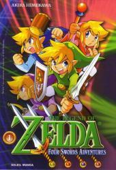 Legend of Zelda (The) -8- Four Swords Adventures 1