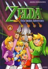 Legend of Zelda (The) -9- Four Swords Adventures 2