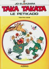 Taka Takata -9- Le Petikado