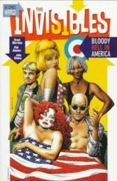 Invisibles (The) (1997) -INT04- Bloody hell in America