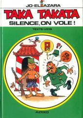 Taka Takata -7- Silence, on vole !