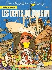 Franka (Les Humanoïdes Associés)  -1- Les dents du dragon Tome 1