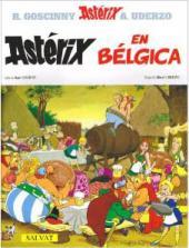 Astérix (en espagnol) -24- Astérix en Bélgica