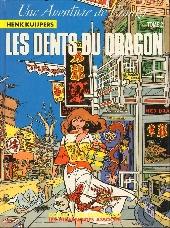 Franka (Les Humanoïdes Associés)  -2- Les dents du dragon Tome 2
