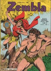 Zembla -349- La reine des Amazones
