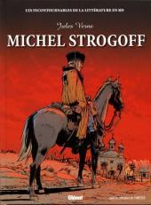 Les incontournables de la littérature en BD -14- Michel Strogoff