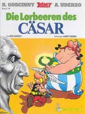 Astérix (en allemand) -18- Die Lorbeeren des Cäsar