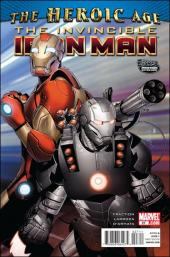Invincible Iron Man (2008) -27- Stark resilient part 3 : this is what we do