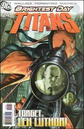 Titans (2008) -24- Rude awekenings
