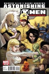 Astonishing X-Men: Xenogenesis (2010) -2- Xenogenesis
