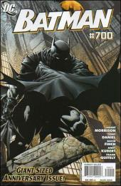 Batman Vol.1 (DC Comics - 1940) -700- Time and the batman