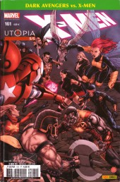 X-Men (Marvel France 1re série - 1997) -161- Utopia (5/5)