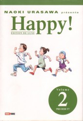 Happy! (Urasawa) -2- Pro debut!!
