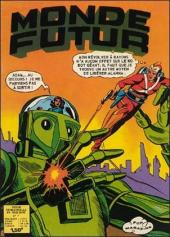 Monde futur (2e série - Arédit) -7- Monde futur 7