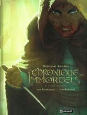 La chronique des Immortels -2- Au bord du gouffre 2