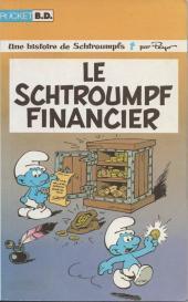 Les schtroumpfs -16Poche- Le Schtroumpf financier