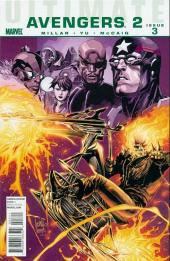 Ultimate Avengers (2009) -9- Crime & Punishment