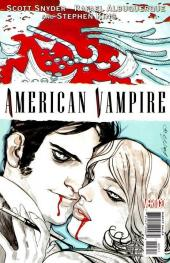 American Vampire (2010) -3- Rought cut/blood vengeance