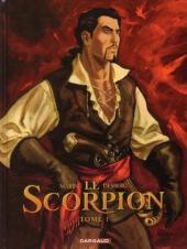 Le scorpion -1TL- La Marque du Diable