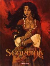 Le scorpion -3TA- La croix de Pierre