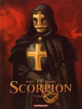 Le scorpion -6TA- Le trésor du Temple