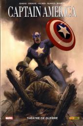 Captain America (100% Marvel) -4- Théâtre de guerre