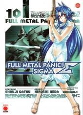 Full Metal Panic! Sigma -10- Tome 10