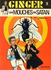 Ginger (Jidéhem) -6- Les mouches de Satan