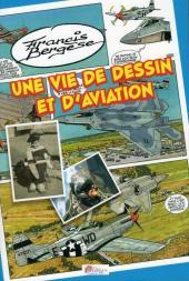 (AUT) Bergèse - Une vie de dessin et d'aviation