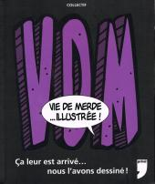 VDM - Vie de merde ...illustrée !