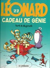 Léonard -22b2000- Cadeau de génie