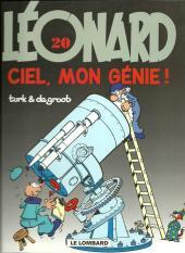 Léonard -20c2000- Ciel, mon génie !