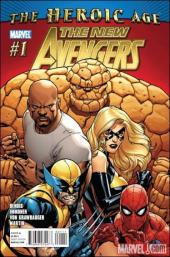 New Avengers (The) (2010) -1- Possession