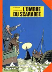 Nicéphore Vaucanson -2- L'ombre du scarabée