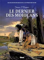 Les incontournables de la littérature en BD -16- Le Dernier des Mohicans