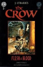 Crow (The): Flesh & Blood -1- Flesh & Blood 1
