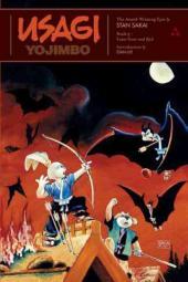 Usagi Yojimbo (1987) -INT05- Lone goat and kid