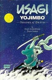 Usagi Yojimbo (1996) -INT08- Shades of death