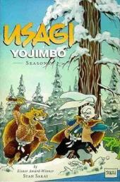 Usagi Yojimbo (1996) -INT11- Seasons