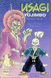 Usagi Yojimbo (1996) -INT14- Demon mask
