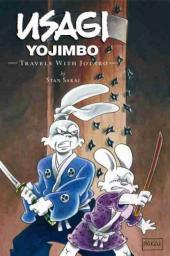 Usagi Yojimbo (1996) -INT18- Travels with Jotaro