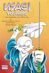 Usagi Yojimbo (1996) -INT20- Glimpses of death