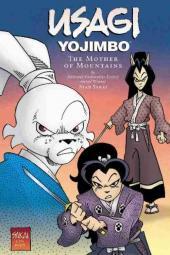 Usagi Yojimbo (1996) -INT21- The mother of mountains