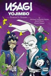 Usagi Yojimbo (1996) -INT22- Tomoe's story
