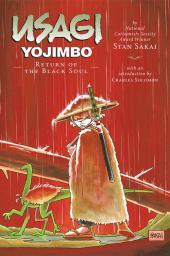 Usagi Yojimbo (1996) -INT24- Return of the Black Soul