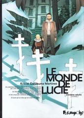 Le monde de Lucie -3- Lucie(s)