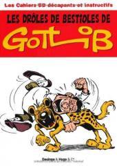 (AUT) Gotlib -22- Les Drôles de bestioles de Gotlib