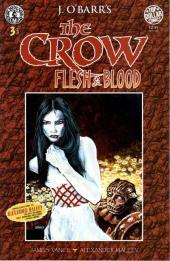 Crow (The): Flesh & Blood -3- Flesh & Blood 3