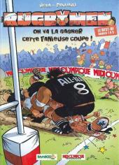 Les rugbymen -Pub- On va la gagner cette fameuse coupe ! - Le Best-of tomes 1 à 5